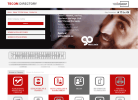 tecomdirectory.com