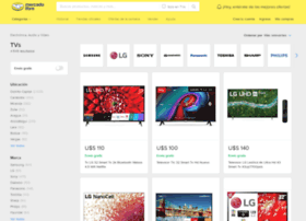 televisores.mercadolibre.com.ve