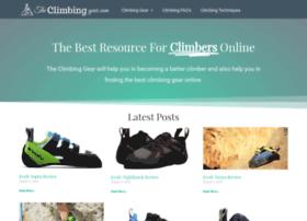 theclimbinggear.com