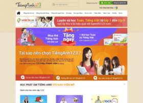 tienganh123.com