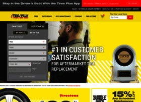 Learn more about car tires and get tips and tricks for taking care of them, from Tires Plus Total Car Care. Get an instant tire quote online or in-store!