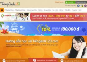 vipcard.tienganh123.com