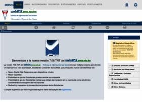 websis.umss.edu.bo
