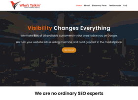whostalkin.com