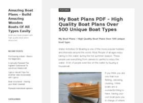 woodenboat-plans.com