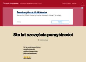 zyczenia-urodzinowe.com